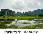 van long natural reserve in... | Shutterstock . vector #484500754