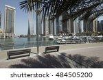 Dubai  Marina Bay At Noon....