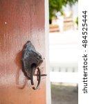 Thai Temple Traditional Door