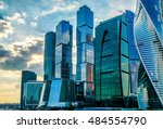 moscow   august 10  2016 ... | Shutterstock . vector #484554790