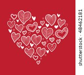 heart | Shutterstock .eps vector #48462181