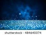 Silver Glitter Lights...