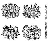 flower set | Shutterstock . vector #484660084