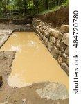 The Inner Moat Of The Sigiriya...
