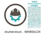 development rounded vector... | Shutterstock .eps vector #484806124