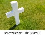 White Cross For An Unknown...