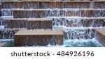 Fountain At The San Antonio...