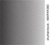 diagonal oblique edgy lines... | Shutterstock .eps vector #484949380