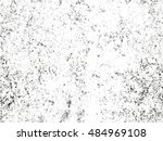 distressed overlay texture of... | Shutterstock .eps vector #484969108
