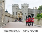 berkshire  england   21 july... | Shutterstock . vector #484972798