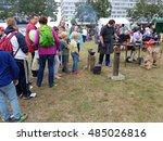 duisburg  germany   18.09.2016... | Shutterstock . vector #485026816