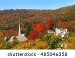 Church In Small Pennsylvania...