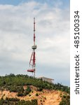 Tbilisi Tv Tower On Mount...