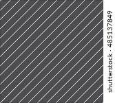 diagonal lines pattern... | Shutterstock .eps vector #485137849