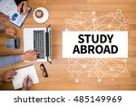 Study Abroad Business Team...