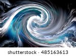 series abstract design is made... | Shutterstock . vector #485163613