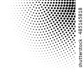 abstract dotted vector...