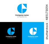 letter g logo. g icon flat and...