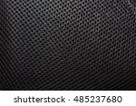 polyester texture. the... | Shutterstock . vector #485237680