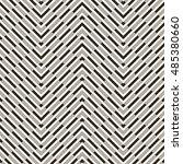 vector seamless pattern. modern ... | Shutterstock .eps vector #485380660