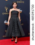 Small photo of LOS ANGELES - SEP 18: Maura Tierney at the 2016 Primetime Emmy Awards - Arrivals at the Microsoft Theater on September 18, 2016 in Los Angeles, CA