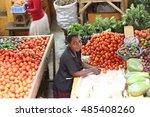 kampala  uganda   circa... | Shutterstock . vector #485408260
