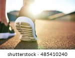 close up low angle view of... | Shutterstock . vector #485410240