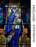 Saint Wandrille Rancon  France...