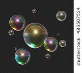stock vector illustration color ... | Shutterstock .eps vector #485507524
