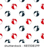 seamless pattern with colorful... | Shutterstock .eps vector #485508199