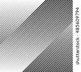 oblique  diagonal lines edgy... | Shutterstock . vector #485609794