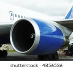jet engine are aircraft | Shutterstock . vector #4856536