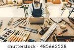 Carpenter Craftsman Handicraft...