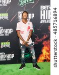 Dc Young Fly Attends The Bet...