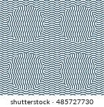 grayscale vector seamless...   Shutterstock .eps vector #485727730