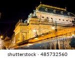 National Theatre In Prague...