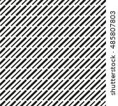 seamless stripe pattern.... | Shutterstock .eps vector #485807803