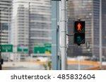 Pedestrian Light Traffic Sign...