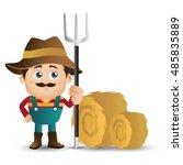 people set   profession  ...   Shutterstock .eps vector #485835889