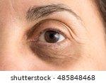 dark circles | Shutterstock . vector #485848468