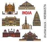 Travel Landmarks Of Indian...