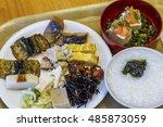 travel in japan | Shutterstock . vector #485873059