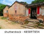 A Rural China Housing At Sanhe...