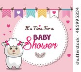 Invitation Baby Shower Card...