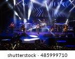 zagreb  croatia   september 17  ... | Shutterstock . vector #485999710
