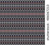 pixel seamless pattern. ideal...   Shutterstock .eps vector #486067213