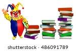 3d rendered illustration of... | Shutterstock . vector #486091789