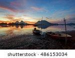 Beautiful Majestic Sunrise By...