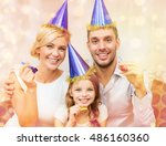 celebration  family  holidays... | Shutterstock . vector #486160360