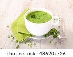 bowl of soup | Shutterstock . vector #486205726